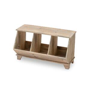 キューブシェルフ S 杉 W66 D31 H38cm | シェルフ キューブ 壁面収納 シンプル おしゃれ かわいい ナチュラル 雑貨 本立て 空間 素材 木製 ウッド 家具 インテリア 自然 女子力 フォレスト 天然 ぬ