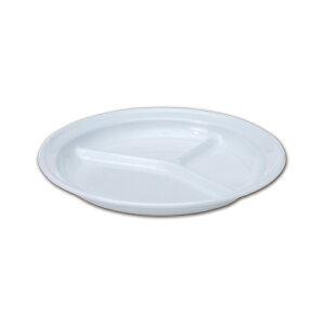 【条件付き送料無料】 プレート ホワイト ホーロー 直径27 H3cm | プレート 皿 お皿 ランチプレート ホウロウ ほうろう 琺瑯 白 キッチン キッチン雑貨 ナチュラル 北欧 アンティーク おしゃれ