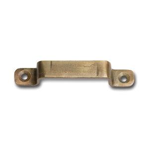 【条件付き送料無料】 アイアンハンドル S アンティークゴールド アイアン W7.5 D1.5 H1.3cm | ハンドル アイアン 引き出し ドア 取っ手 おしゃれ ヨーロッパ DIY アンティーク タンス 収納 整理 イ