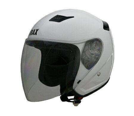LEAD リード工業 ジェットヘルメット STRAX SJ-8 ホワイト||