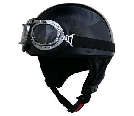 LEAD リード工業 ハーフヘルメット CROSS CR-750 ブラック