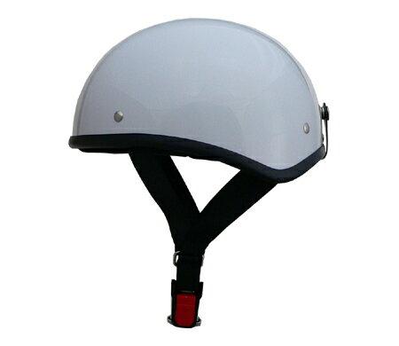 LEAD リード工業 ハーフヘルメット D'LOOSE D-355 ホワイト