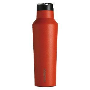 SPICE スパイス CORKCICLE SPORT CANTEEN Sriracha 20oz 2020RSR | 水筒 おしゃれ 大人 保冷 保温 ボトル シンプル デザイン スマート マイボトル スポーツ ステンレス製 すいとう レジャー お弁当 水分補給