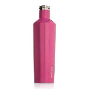 SPICE スパイス CORKCICLE CANTEEN Pink 25oz 2025GP | 水筒 おしゃれ 大人 保冷 保温 ボトル シンプル デザイン スマート マイボトル スポーツ ステンレス製 すいとう レジャー お弁当 水分補給 ランチ プ