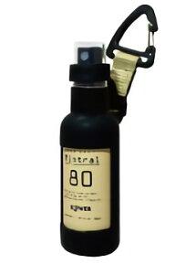 TRI PUMP SPRAY Mistral PUMP SPRAY BOTTLE Mistral SAND SLW244 | スプレーボトル アルコール対応 50ml 詰め替え用 携帯 持ち運び 詰め替え容器 携帯用スプレー シリコンカバー キャップホルダー スプレー容器
