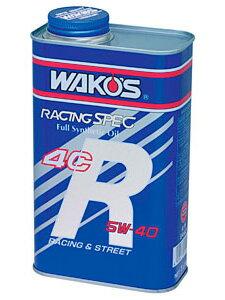和光 ワコーズ WAKO'S 4CR フォーシーアール 10W-60 4L 缶 E475