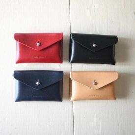 Hender Scheme エンダースキーマ one piece card case 4 colors
