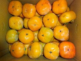 豊橋名産  訳あり次郎柿 約10kg (送料無料)北海道は1000円、沖縄は2000円、別途送料が必要です。