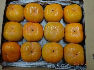 豊橋産  訳あり次郎柿(5kg入り)(貯蔵)