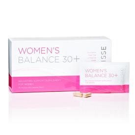 【送料無料】【シンプリス ウィメンズバランス 30+】女性 特有の バランスに |イライラ|ストレス|不調|疲れ|睡眠|おやすみ前の2粒|からだぽかぽか|ぐっすり|30代|40代|50代|すこやかな毎日に|日本製|30袋