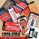 スマホケース iPhone7 iPhone6 iPhone6s 【 コカコーラ 】CocaCola iPhoneケース TPUケース ミラー付き アイフォンケース スマホカバー カード収納 Coca-
