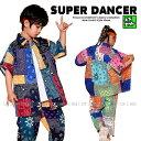 ヒップホップ ダンス衣装 キッズ セットアップ キッズダンス衣装 ファッション シャツ パンツ 男の子 ガールズ K-POP …