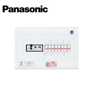 Panasonic/パナソニック BQWB838 スタンダード住宅分電盤 リミッタースペースなし スッキリパネル コンパクト21 ヨコ1列露出形 8+0 30A【取寄商品】