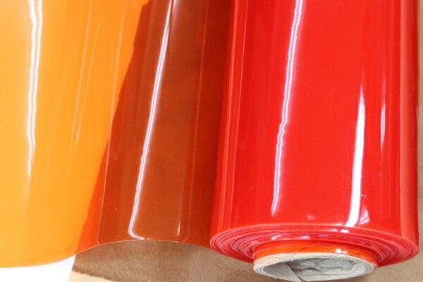 0.6mm色透明シート(色数豊富)フィルムシート(3231)【メール便不可】 フィルム シート 透明シート クリア カラーフィルム カラー オレンジ ピンク ネイビー 赤 白 イエロー