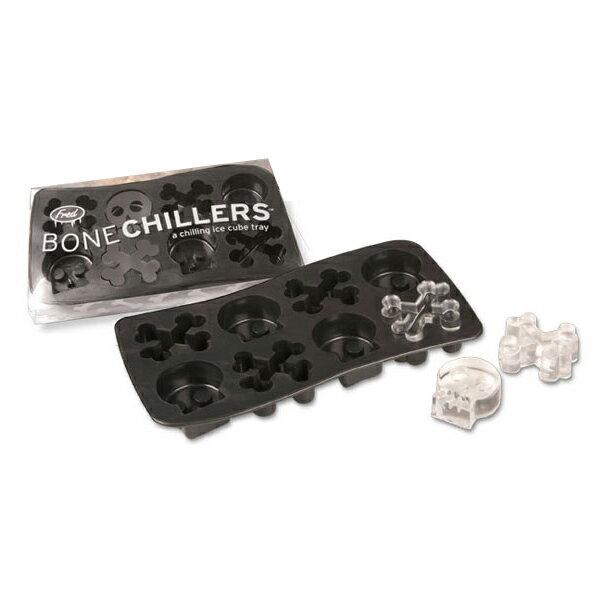 ICE TRAY BONE CHILLERS製氷器アイストレー ボーンチラーズ おもしろ雑貨おもしろグッズ 輸入雑貨☆チョコレート 型 シリコン 腕時計とおもしろ雑貨のシンシア プレゼント 【メール便OK】【あす楽対応可】