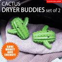 KIKKERLAND キッカーランド Cactus Dryer Buddies set of 2 カクタスドライヤーバディーズ 輸入雑貨 プレゼント 乾燥…