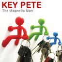 【MONKEY BUSINESSモンキービジネス】キーピートKey Pete キーペティKey Pettite マグネット式鍵かけ 輸入雑貨腕時計…