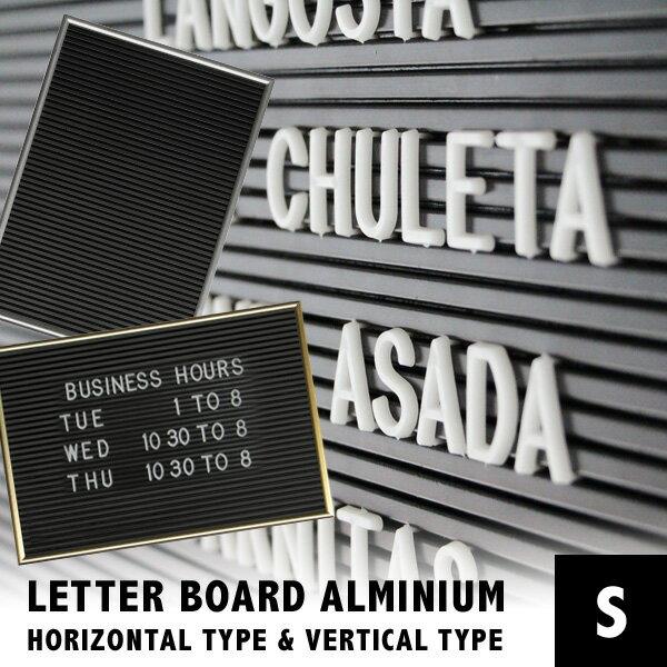 Letter Board (S)レターボード Sサイズ ネームプレートアメリカン インテリア 腕時計とおもしろ雑貨のシンシア プレゼント 【あす楽対応可】