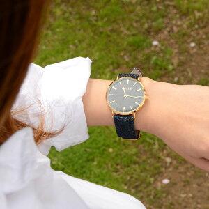 ペアウォッチ腕時計メンズレディースおしゃれ送料無料RELAXリラックスNIMESニーム40mm36mm(1本)腕時計ギフトお揃いカップル男性女性彼氏彼女ペアデニムブランドプレゼント保証1年【あす楽対応可】