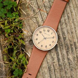 【ギフトにも安心の日本製JAPANMADE】腕時計レディースおしゃれ名入れ可RELAXリラックスTIMBERティンバーメンズ送料無料ウッドイタリアンレザーペアウォッチブラックゴールドシルバー【あす楽対応可】プレゼントギフト腕時計とおもしろ雑貨のシンシア