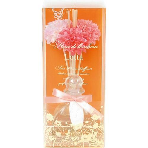 【出産祝い ギフト 内祝い 結婚祝い 出産内祝い 快気祝い】ロッタ ボンボンマム<フリージア/1420>★花の造花が印象的なルームフレグランス。置くだけでいい香りと華やかなお部屋を演出できます★【ルームフレグランス スティック】【ルームフレグランス ディフューザー】