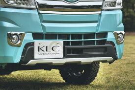 ケイエルシー ハイゼット トラック ジャンボ S500P S510P フロントアンダーガード 未塗装 KLC OFFBEAT オフビート