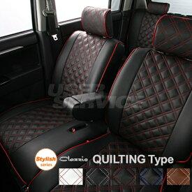 エブリィ ワゴン スクラム エブリイ エブリー シートカバー DA17W DG17W 一台分 クラッツィオ ES-6033 キルティング タイプ 内装