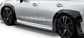 DAMD ダムド オーバーフェンダーパネルキット レヴォーグ VMG VM4 スタイリングエフェクト ABS
