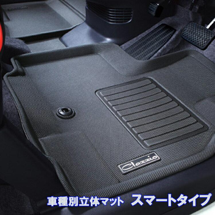 クラッツィオ N BOX N-BOX カスタム JF3 JF4 立体マット スマートタイプ ラバータイプ ブラック EH-2045 Clazzio 送料無料