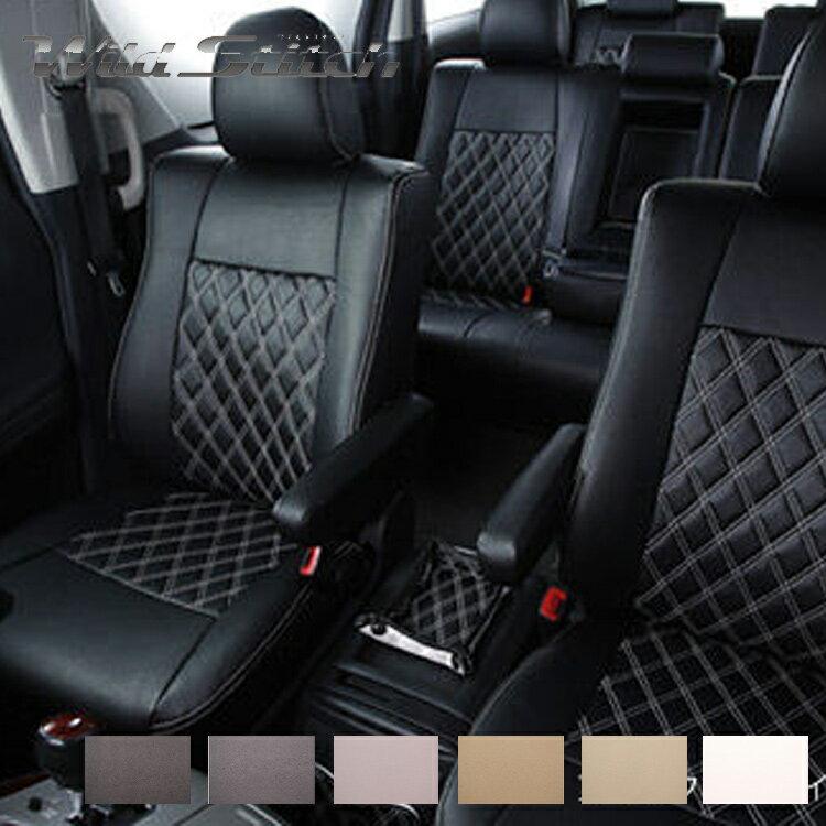 セレナ シートカバー C26 一台分 ベレッツァ 品番:420 ワイルドステッチ シート内装