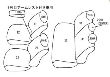 【クラッツィオ/アクア/NHP10/シートカバー/クラッツィオエアー*品番ET-1062/Clazzio】