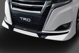 TRD エスクァイア 80 系 フロントスポイラー LEDなし 未塗装 MS341-28053-NP