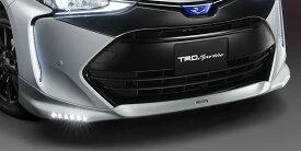 TRD エスティマハイブリッド 50系 フロントスポイラー LED付 未塗装 MS341-28035-NP 配送先条件有り