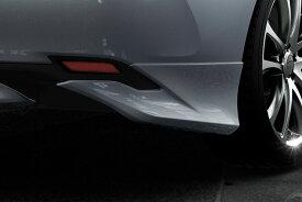 TRD カムリ 70 系 リヤサイドスポイラー 塗装済 MS343-33001 配送先条件有り