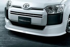 TRD サクシード 160 系 フロントスポイラー 塗装済 MS341-52013 配送先条件有り
