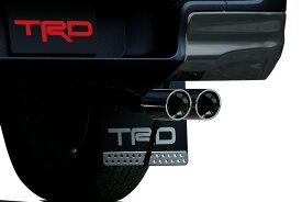 TRD ハイラックス GUN125 ハイレスポンスマフラー MS153-0K001 配送先条件有り