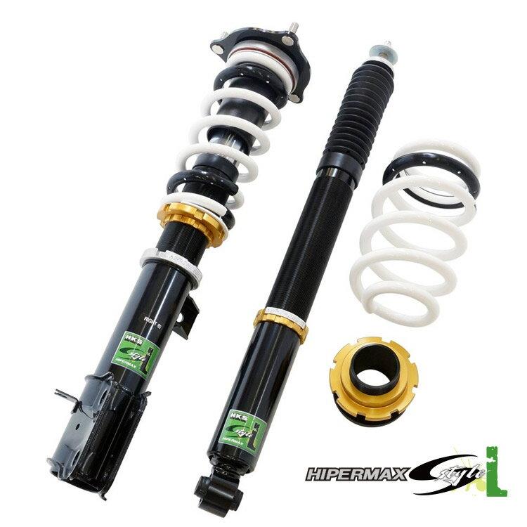 HKS エスクァイア ZRR80G 車高調 ハイパーマックス Sスタイル L/全長調整式 ハイパーマックスシリーズ 80130-AT209 エッチケーエス 条件付き送料無料