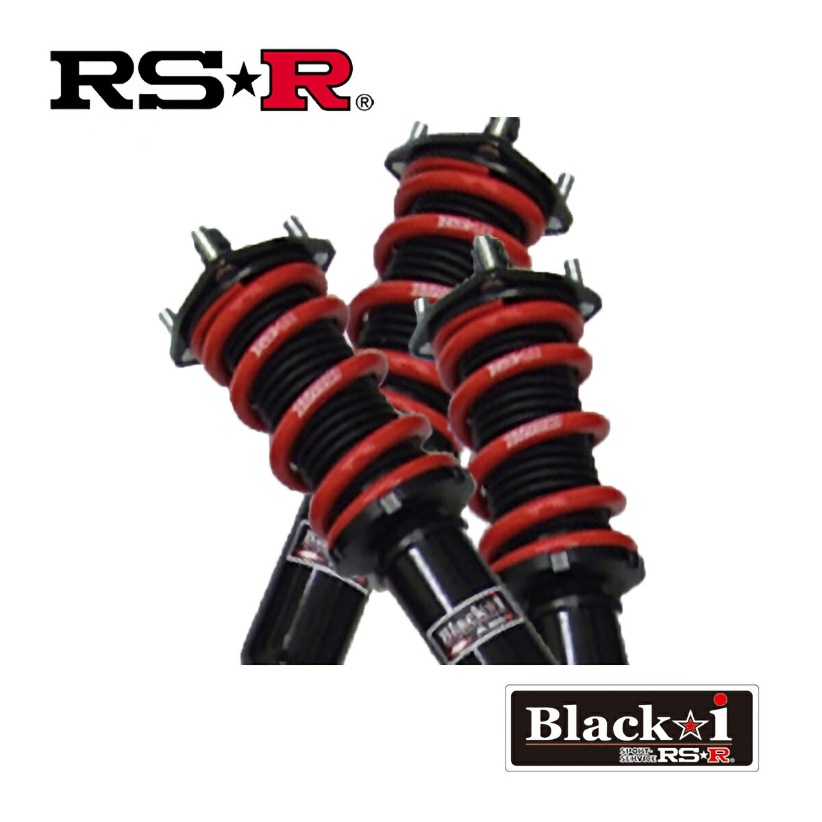 RS★R_RS-R Black☆i/ヴォクシー/ZRR80W/*車高調/BKT930M