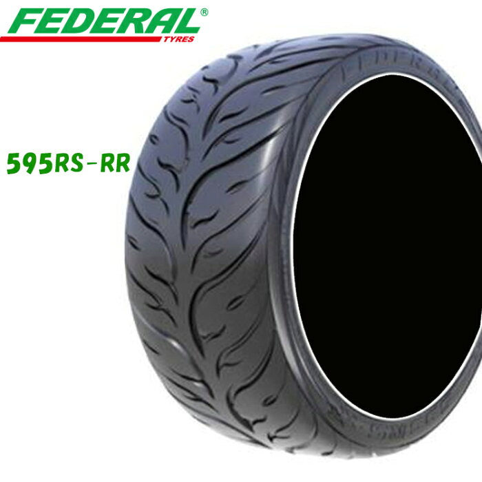 18インチ215/40ZR1885W輸入スポーツタイヤ4本1台分セットフェデラル215/40R18FEDERAL595RS-RR
