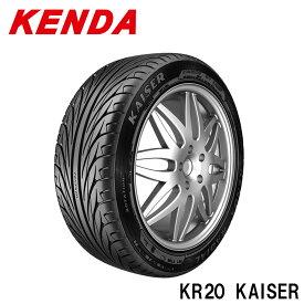 KENDA ケンダ サマータイヤ 4本 セット 20インチ 255/35R20 カイザー KAISER KR20