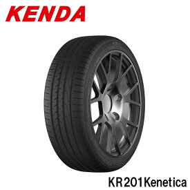 KENDA ケンダ ミニバン タイア 1本 17インチ 215/55R17 KR201 Kenetica