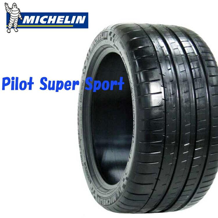 夏 サマータイヤ ミシュラン 23インチ 4本 315/25R23 102Y XL パイロットスーパースポーツ 706730 MICHELIN Pilot Super Sport