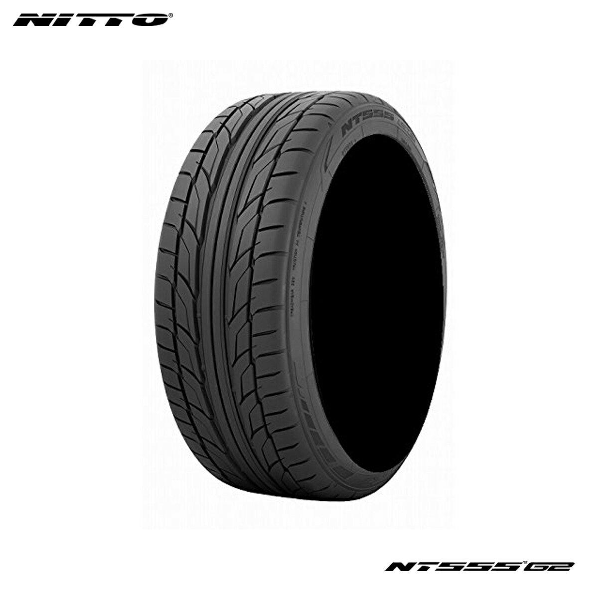 NITTO ニットー 国内メーカー サマータイヤ 1本 20インチ 225/35R20 NT555 G2