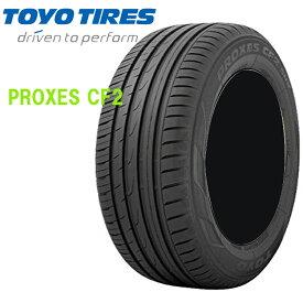 18インチ 215/50R18 92V 2本 夏 サマータイヤ トーヨー プロクセスCF2 SUV TOYO PROXES CF2 SUV