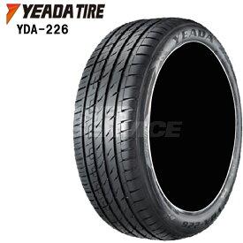 18インチ 1本 225/45ZR18 95W XL 夏 サマー タイヤ YEADA TIRE YDA-226 225/45ZR18 225 45 18