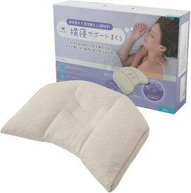 枕 肩こり いびき 洗える 横向き 東京西川 睡眠博士 横寝サポート