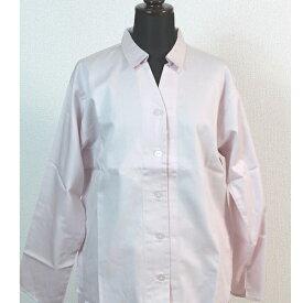 【クーポン配布中】西川 綿サテン婦人長袖パジャマ 日本製