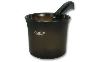 cloud クラウド「手桶 /EX-CLD-B」ハンドペール 湯手おけ 風呂おけ 桶 湯おけ おしゃれ バスグッズ シンカテック