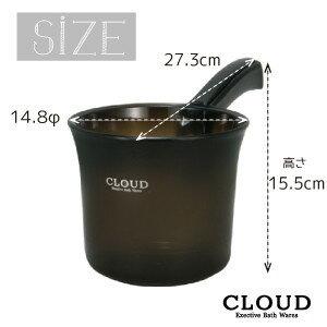 手桶/EX-CLD-B(ブラウン)サイズ