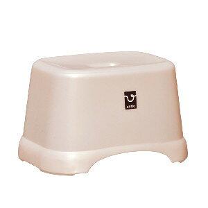 untie アンティ「風呂椅子 角CL-UN2」座面の高さ約21cm 風呂いす 風呂椅子 バスグッズ シンカテック